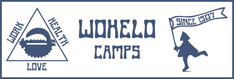 New Wohelo Camp logo